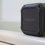 防水仕様のOMAKER M4 Bluetoothスピーカーを徹底レビュー