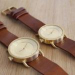 ペアウォッチにも最適!オシャレな腕時計 TID Watches